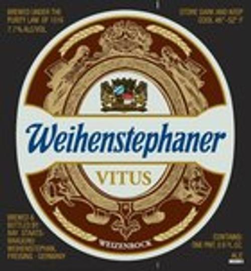 Weihen Vitus 16.9oz, 16.9oz bottle