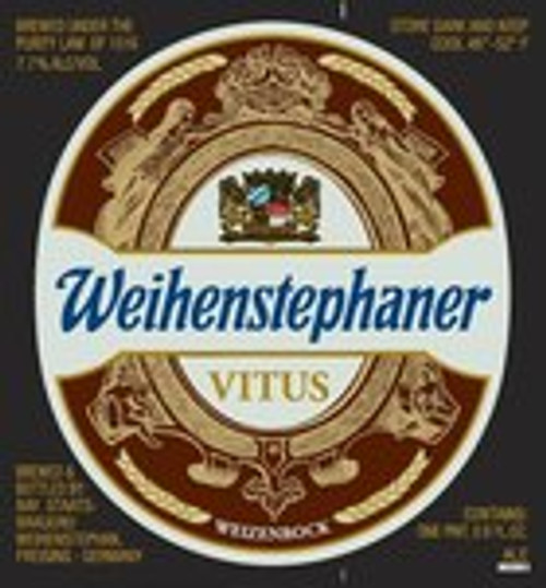 Weihen Vitus 16.9oz, 16.9oz bottle