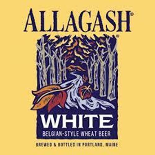 Allagash White 4c, 4 pack 16oz cans