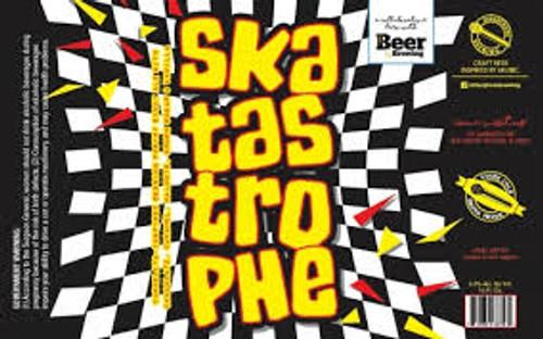 Mikerphone Ska-Tastrophe, 4 pack 16oz cans