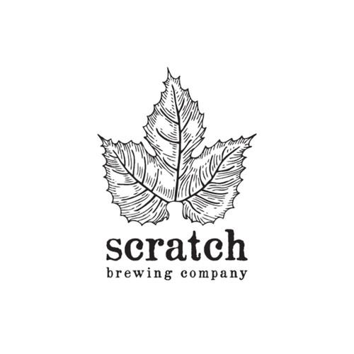 Scratch BA Maize, 12oz bottle