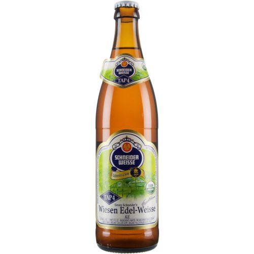 Schneider Edelweisse 16.9oz, 16.9oz bottle