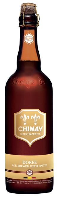 Chimay Doree 750ml, 750ml bottle