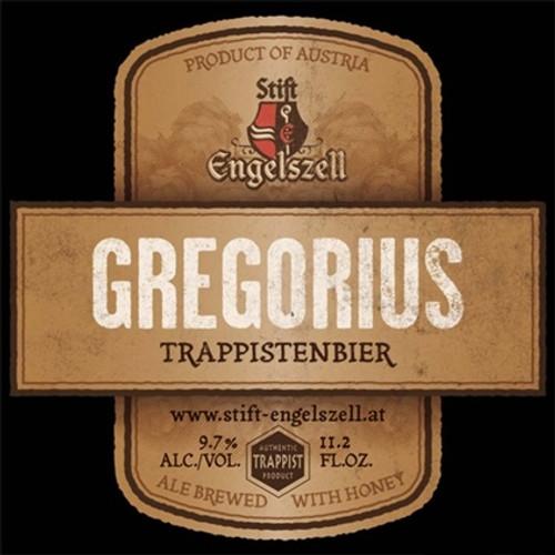 Gregorius Trappistenbier, 11.2oz bottle