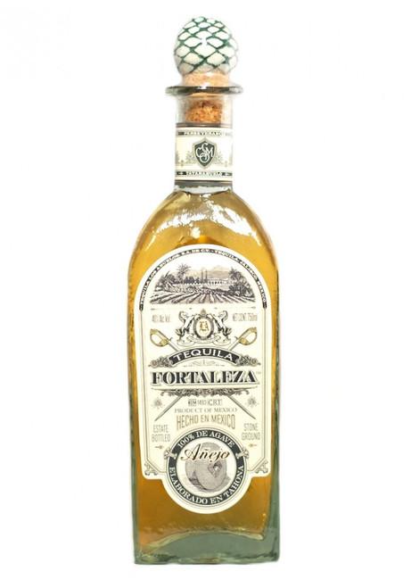 Fortaleza Anejo Tequila, 750ml bottle