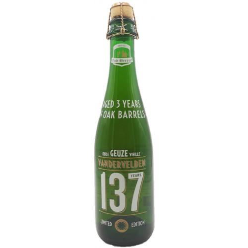 Oude Beersel Vandervelden 137, 375ml bottle