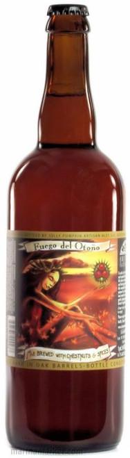Jolly Pumpkin Fuego del Otono, 750ml bottle