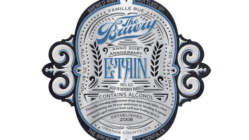Bruery Etain, 750ml bottle