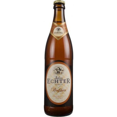 Julius Echter Hefe-Weiss, 16.9oz bottle