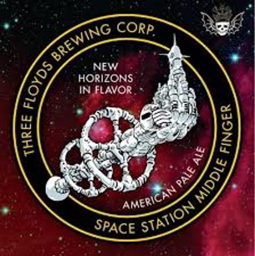 FFF Space Station, 6 pack 12oz bottles