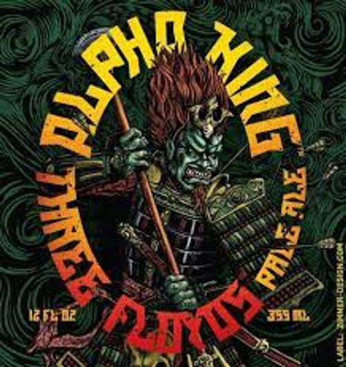 FFF Alpha King, 4 pack 16oz cans