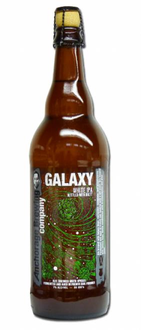 Anchorage Galaxy IPA, 750ml bottle