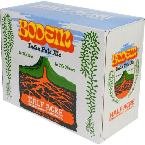 Half Acre Bodem 12pk, 12 pack 12oz cans