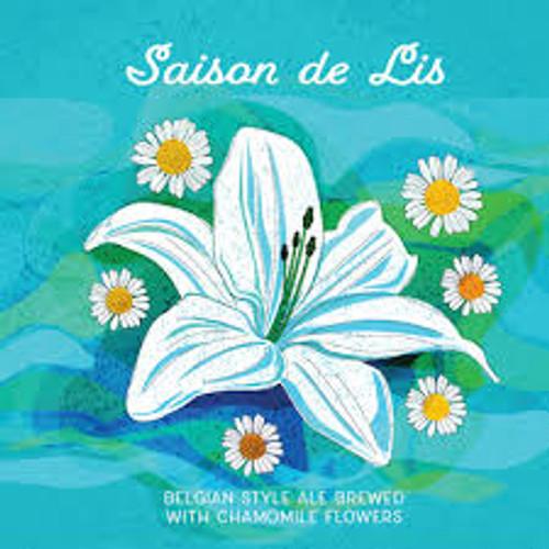 Perennial Saison de Lis 4c, 4 pack 16oz cans