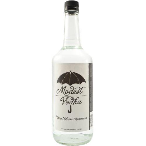 Modest Vodka, 1 liter bottle