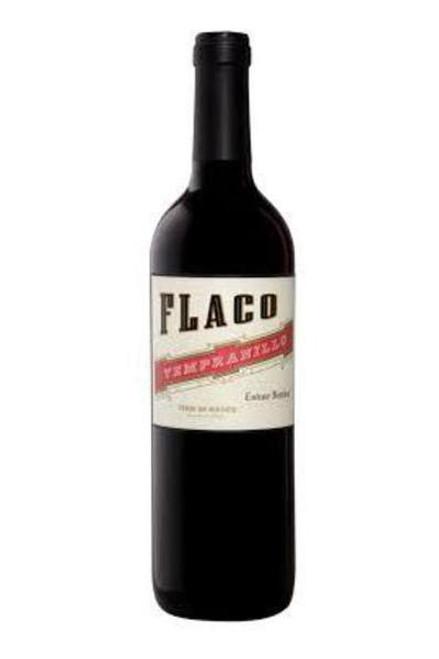 Flaco Tempranillo, 750ml bottle