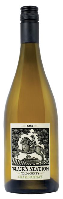 Black's Station Chardonnay '16, 750ml bottle
