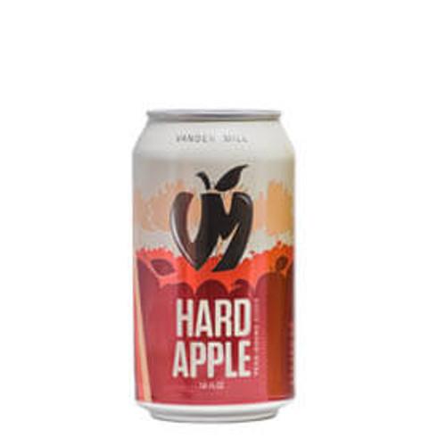 Vander Mill Hard Apple, 6 pack 12oz cans