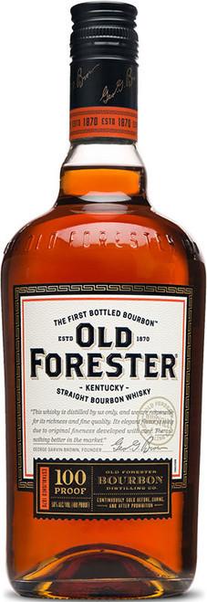 Old Forester Rye 100 Proof 1L, 1 liter bottle