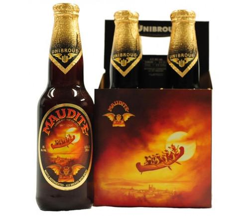 Unibroue Don de Dieu, 4 pack 12oz bottles