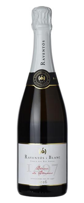 Raventos Blanc Extra Brut 2016, 750ml bottle