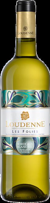 Les Folies Bordeaux Blanc, 750ml bottle
