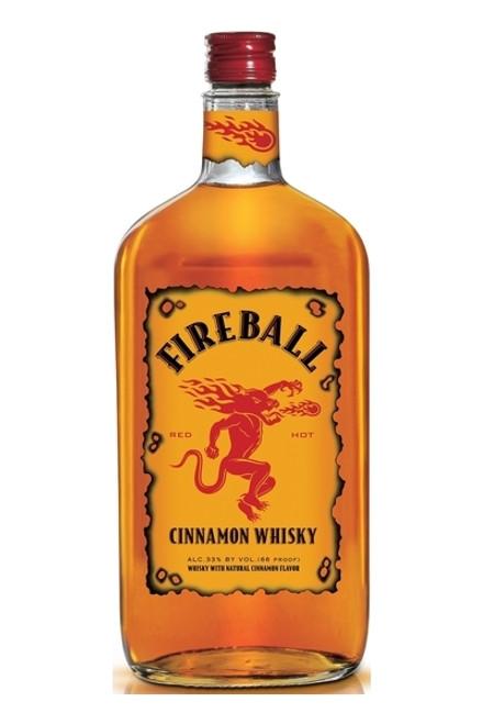 Fireball 1 Liter