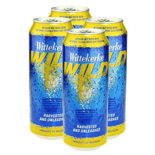 Wittekerke Wild, 4 pack 16oz cans