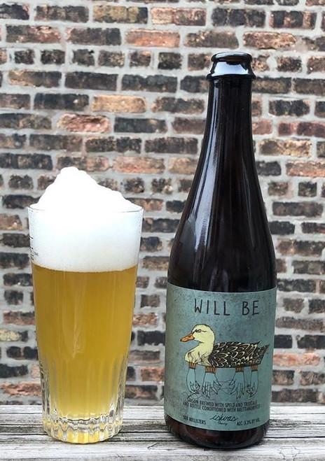 Is/Was Will Be Brett, 16.9oz bottle