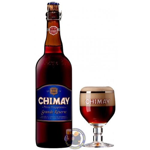 Chimay Blue 750ml, 750ml bottle
