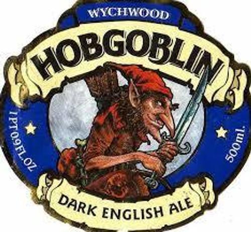 Wychwood Hobgoblin, 4 pack 16.9oz cans
