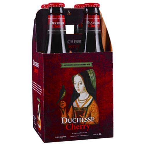 Duchesse Cherry, 4 pack 12oz bottles