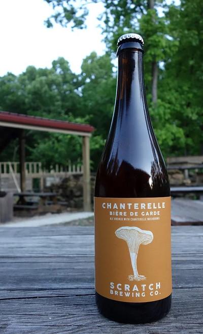 Scratch Chanterelle, 750ml bottle