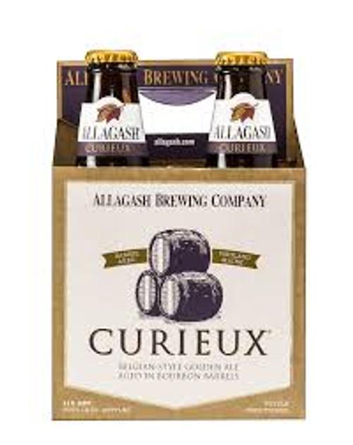 Allagash Curieux, 4 pack 12oz bottles