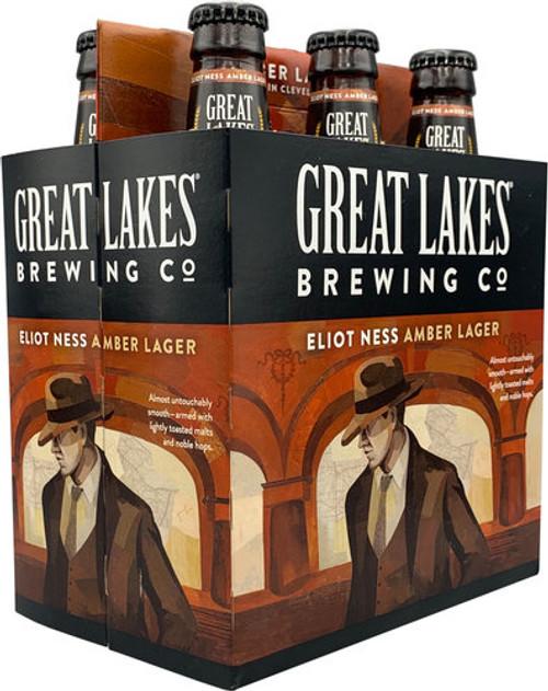 Great Lakes Eliot Ness, 6 pack 12oz bottles