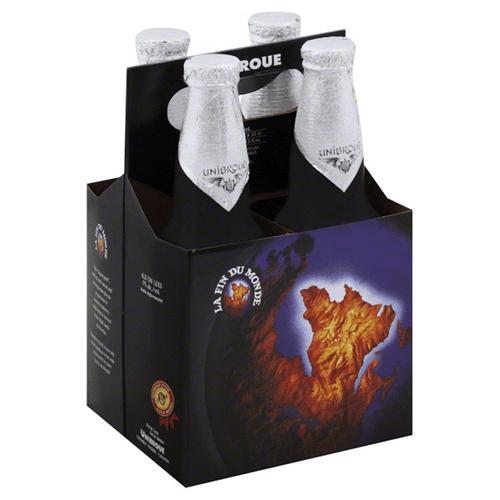 Unibroue La Fin du Monde 4pk, 4 pack 375ml bottles