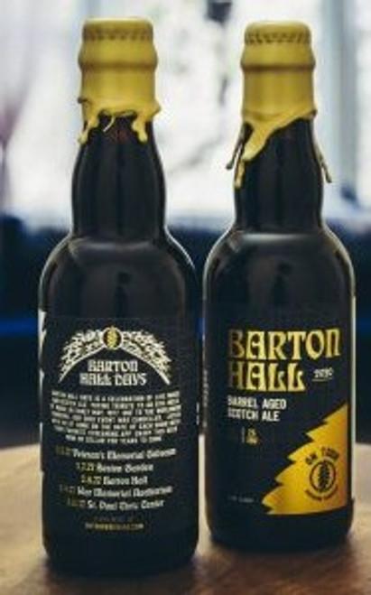 On Tour BA Barton Hall, 375ml bottle