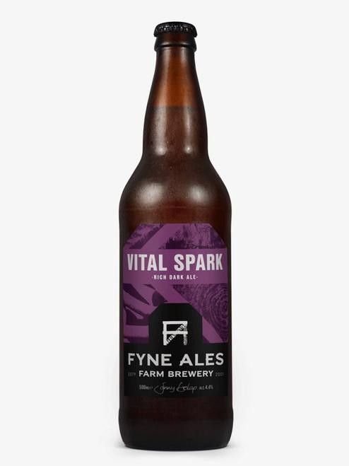 Fyne Vital Spark, 16.9oz bottle