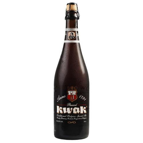 Bosteels Pauwel Kwak, 750ml bottle