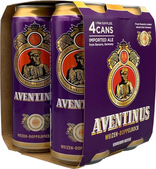 Schneider Aventinus, 4 pack 16.9oz cans