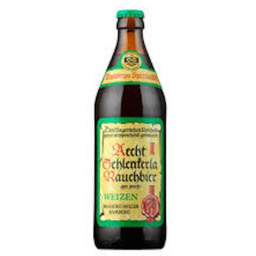 Schlenkerla Weizen, 16.9oz bottle