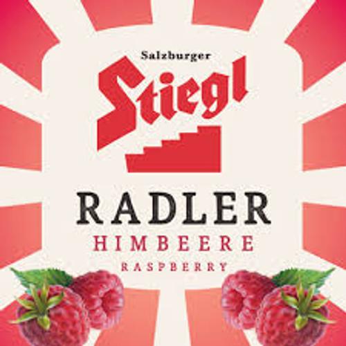 Stiegl Radler Himbeere, 4 pack 16.9oz cans