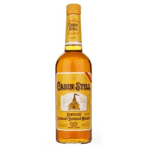 Cabin Still Bourbon, 750ml bottle