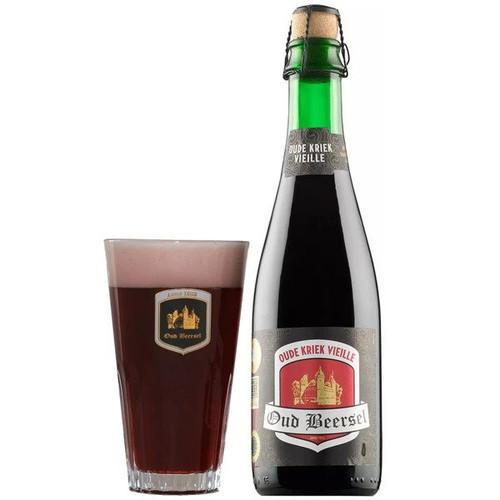 Beersel Oude Kriek 375ml, 375ml bottle