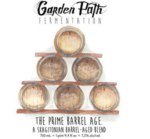Gerden Path The Prime Barrel, 750ml bottle