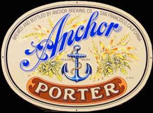 Anchor Porter, 6 pack 12oz bottles