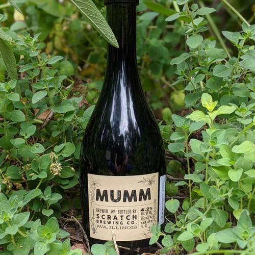Scratch MUMM, 16.9oz bottle