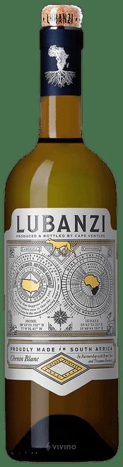 Lubanzi Chenin Blanc, 750ml bottle