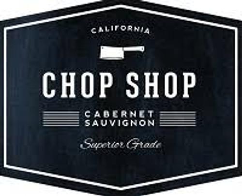 Chop Shop Cabernet Sauvignon, 750ml bottle