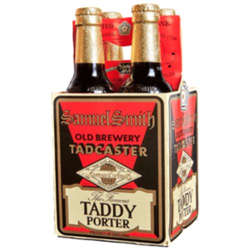 Samuel Smith Taddy Porter, 4 pack 12oz bottles